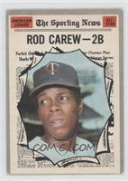 Rod Carew [Noted]