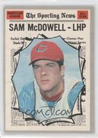 Sam McDowell [Good to VG‑EX]
