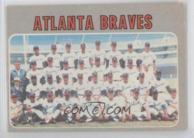 1970 O-Pee-Chee - [Base] #472 - Atlanta Braves Team