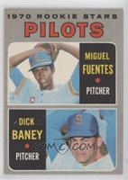 Pilots Rookie Stars (Miguel Fuentes, Dick Baney) [Good to VG‑EX]