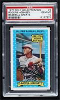 Rogers Hornsby [PSA 10 GEM MT]