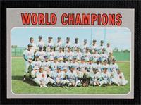 New York Mets Team [Excellent‑Mint]