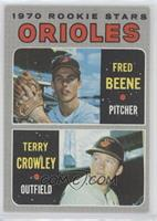 Terry Crowley, Fred Beene