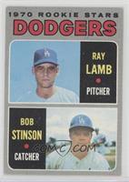 Ray Lamb, Bob Stinson