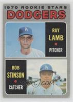 Ray Lamb, Bob Stinson [GoodtoVG‑EX]
