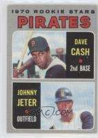 Dave Cash, Johnny Jeter