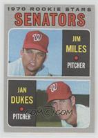 Jim Miles, Jan Dukes