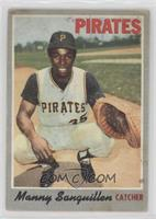 Manny Sanguillen [Poor to Fair]