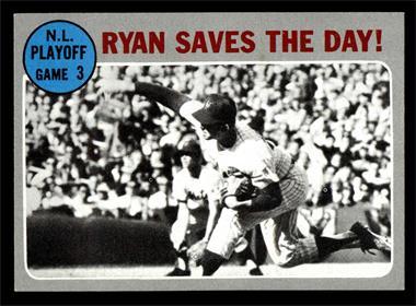 1970 Topps - [Base] #197 - Nolan Ryan [EX]