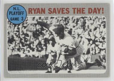 1970 Topps - [Base] #197 - Nolan Ryan [GoodtoVG‑EX]