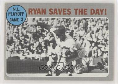1970 Topps - [Base] #197 - Nolan Ryan [Good to VG‑EX]