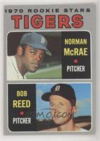 Norm McRae, Bob Reed