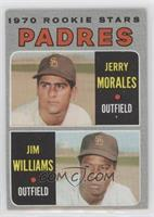 Jerry Morales, Jim Williams [Poor to Fair]