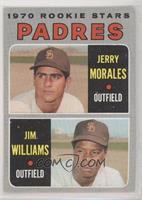 Jerry Morales, Jim Williams [GoodtoVG‑EX]