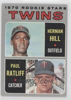 Herman Hill, Paul Ratliff [Noted]