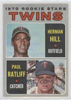 Herman Hill, Paul Ratliff [Altered]