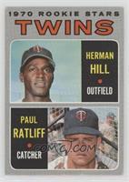Herman Hill, Paul Ratliff