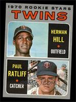 Herman Hill, Paul Ratliff [NM MT]