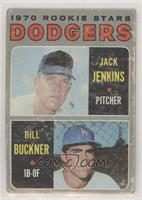 Jack Jenkins, Bill Buckner [Poor to Fair]