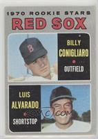 1970 Rookie Stars - Billy Conigliaro, Luis Alvarado [NoneGoodto&nbs…