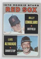 Billy Conigliaro, Luis Alvarado