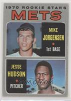 Mike Jorgensen, Jesse Hudson
