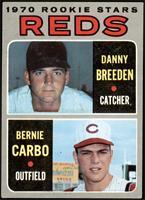 Danny Breeden, Bernie Carbo [VGEX+]