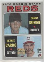 Danny Breeden, Bernie Carbo [Good to VG‑EX]