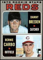 Danny Breeden, Bernie Carbo [EXMT]