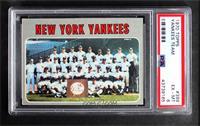 New York Yankees Team [PSA6EX‑MT]