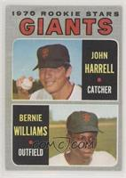 John Harrell, Bernie Williams