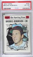 Brooks Robinson [PSA4VG‑EX]