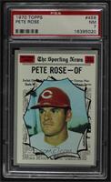 Pete Rose [PSA7NM]