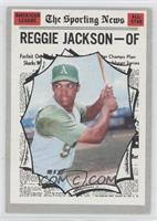 Reggie Jackson [Noted]