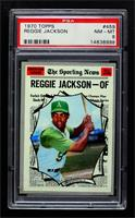 Reggie Jackson [PSA8NM‑MT]