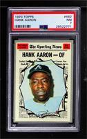Hank Aaron [PSA7NM]