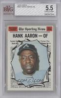 Hank Aaron [BVG5.5EXCELLENT+]