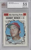 Johnny Bench [BVG5.5EXCELLENT+]