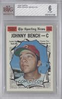 Johnny Bench [BVG6EX‑MT]