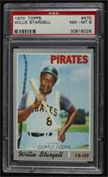 Willie Stargell [PSA 8 NM‑MT]