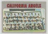 Los Angeles Angels Team