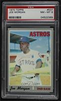 Joe Morgan [PSA 8 NM‑MT]