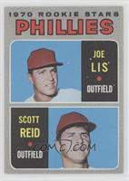 Joe Lis, Scott Reid