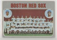 Boston Red Sox Team [Poor to Fair]
