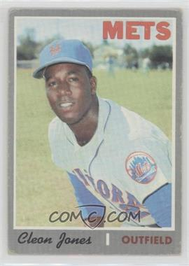 1970 Topps - [Base] #575 - Cleon Jones