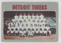 Detroit Tigers Team [Good to VG‑EX]