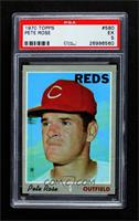 Pete Rose [PSA 5 EX]