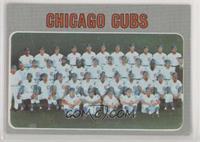 Chicago Cubs Team [GoodtoVG‑EX]