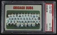 Chicago Cubs Team [PSA8NM‑MT]