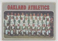 Oakland Athletics Team [PoortoFair]